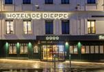 Hôtel 4 étoiles Petit-Couronne - Best Western Plus Hotel de Dieppe 1880-1