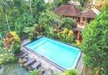 Hôtel Ubud - Kajeng Bungalow-1