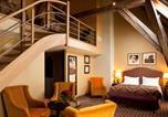Hôtel 4 étoiles Bruges - Grand Hotel Casselbergh Brugge-2