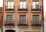 Location vacances Valoria la Buena - Hotel Rural la Concordia-1