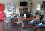 Camping avec Hébergements insolites Labastide-de-Virac - Camping Domaine De Briange-4