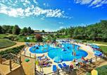 Camping avec Piscine couverte / chauffée Campagne - Homair - Camping Saint Avit Loisirs-1