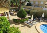 Hôtel Calpe - Hotel Montemar-4