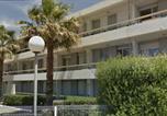 Location vacances Le Grau-du-Roi - Studio face à la mer - Port Royal - Les Cigales de la Mer-3