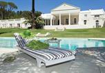 Location vacances Paarl - Cascade Manor-1