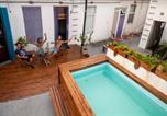 Hôtel Argentine - High Hostel Rosario-4
