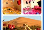 Hôtel Maroc - La Vallée des Dunes - Maison d'hôtes et Bivouac-1