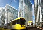 Location vacances Manchester - Manchester Tower Apartment, Media city Salford-3