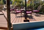 Location vacances  Mozambique - Orquidea Guesthouse Spa & Restaurant-2