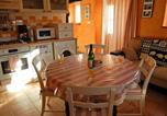 Location vacances Esmoulières - Nice Holiday Home in Haut-du-Them-Chateau-Lambert with Terrace-4
