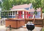 Location vacances Luray - Christophers Riverside Cabin-3