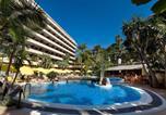 Hôtel Santa Úrsula - Smy Hotel Puerto de la Cruz-3