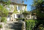 Location vacances  Vaucluse - Luxurious Holiday Home in Cavaillon with Private Pool-1