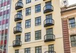 Location vacances Wellington - Aspect Apartments-1