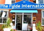 Location vacances Blackpool - The Fylde International Guest House-1