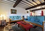 Location vacances Hotton - Monumental Holiday Home in Hotton Near Forest-4