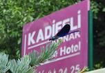 Hôtel Sapanca - Kadifeli Konak Hotel-4