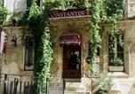 Hôtel Arles - Constantin-1