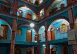 Hôtel Puerto Escondido - Hotel Villa Luz-1