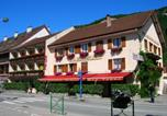 Hôtel Pringy - Hôtel Les Rochers-1