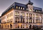 Hôtel Stollberg/Erzgebirge - Hotel Blauer Engel-1
