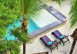 Hôtel Río Lagartos - La Puerta Azul Beachfront - Adults Only-1