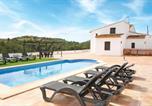 Location vacances Benissa - Benissa Villa Sleeps 9 Wifi-3
