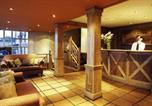 Hôtel Ushuaia - Del Bosque Apart Hotel-2