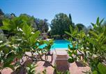 Location vacances Bagno a Ripoli - Casa vacanze con piscina privata chianti toscana la torricella-3