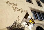 Hôtel Klosters-Serneus - Hotel Parsenn-1