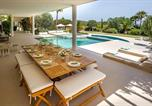Location vacances Sant Josep de sa Talaia - Es Cubells Villa Sleeps 12 Pool Air Con Wifi-2