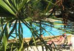 Camping avec Piscine Gaugeac - Centre naturiste Terme d'Astor-2