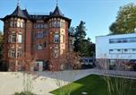Hôtel Bad Ditzenbach - Tagungszentrum Bad Boll-1