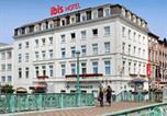 Hôtel Belgique - Ibis Charleroi Centre Gare