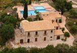 Location vacances Caltagirone - Villa Tasca-1