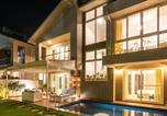 Location vacances Vagator - Luxurious 3 Bedroom Private Pool Villa at Vagator close to the Beach!-1