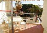 Location vacances Le Lavandou - Apartment Meridienne 1-1