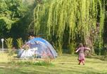 Camping avec Piscine La Roque-sur-Cèze - Camping La Grenouille-2