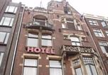 Hôtel Amsterdam - Hotel Manofa-1