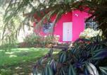 Hôtel Panajachel - Pink house-1