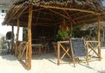 Hôtel Jambiani - Hacienda de Laluna Beachlodge, Restaurant & Bar-2