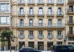 Hôtel 4 étoiles Hondarribia - Hotel Arbaso-3