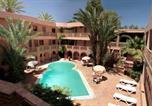 Hôtel Ouarzazate - Le Tichka Ouarzazate