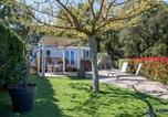 Location vacances Grimaud - Le Riviera Mobil home avec jardin et terrasse-4
