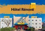 Hôtel Bondy - Hotelf1 Villemomble-3