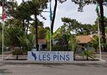Camping Saint-Trojan-les-Bains - Camping Club Les Pins-2