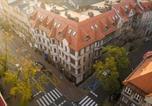 Hôtel Katowice - Aparthotel Hornigold &quote;W Zielonej Kamienicy&quote;-1