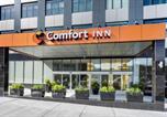 Hôtel Brooklyn - Comfort Inn Prospect Park-Brooklyn-3