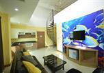 Hôtel Lat Krabang - Siam Golden Place Suvarnabhumi-3