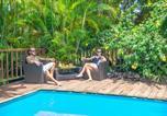 Village vacances Guadeloupe - Au Jardin Des Colibris Ecolodge&Spa-4